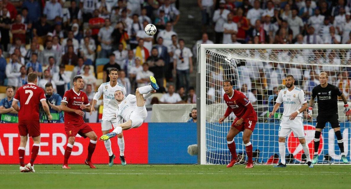 17/18欧冠决赛:皇马vs利物浦 全场回放图片