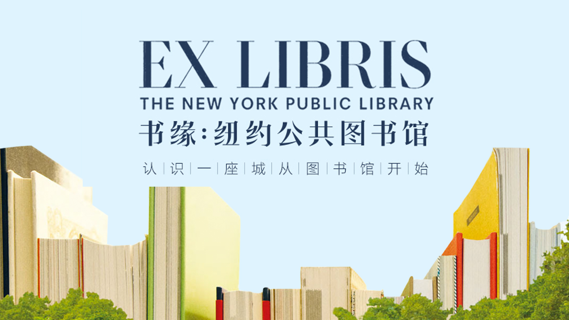 书缘:纽约公共图书馆