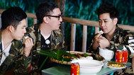 第1期:郭富城综艺首秀引尴尬!林志颖见炸虫吓到呆