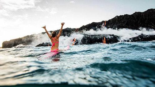 国外比基尼美女海上冲浪简直美爆