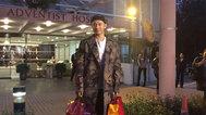 黄晓明贡献了一本活《孕期陪护宝典》啊