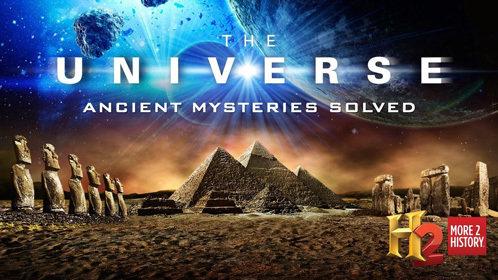 宇宙:揭开历史之谜