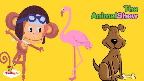 8分 / 会员免费 / 儿童国学 儿童益智 当你将动物跟其声音匹配便有永