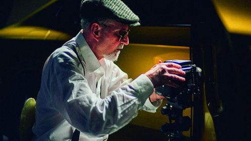 黑暗之光:盲人摄影师的艺术