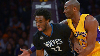 森林狼vs湖人