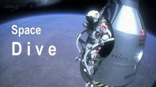 太空惊险跳