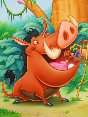 鹏鹏和丁满是什么动物