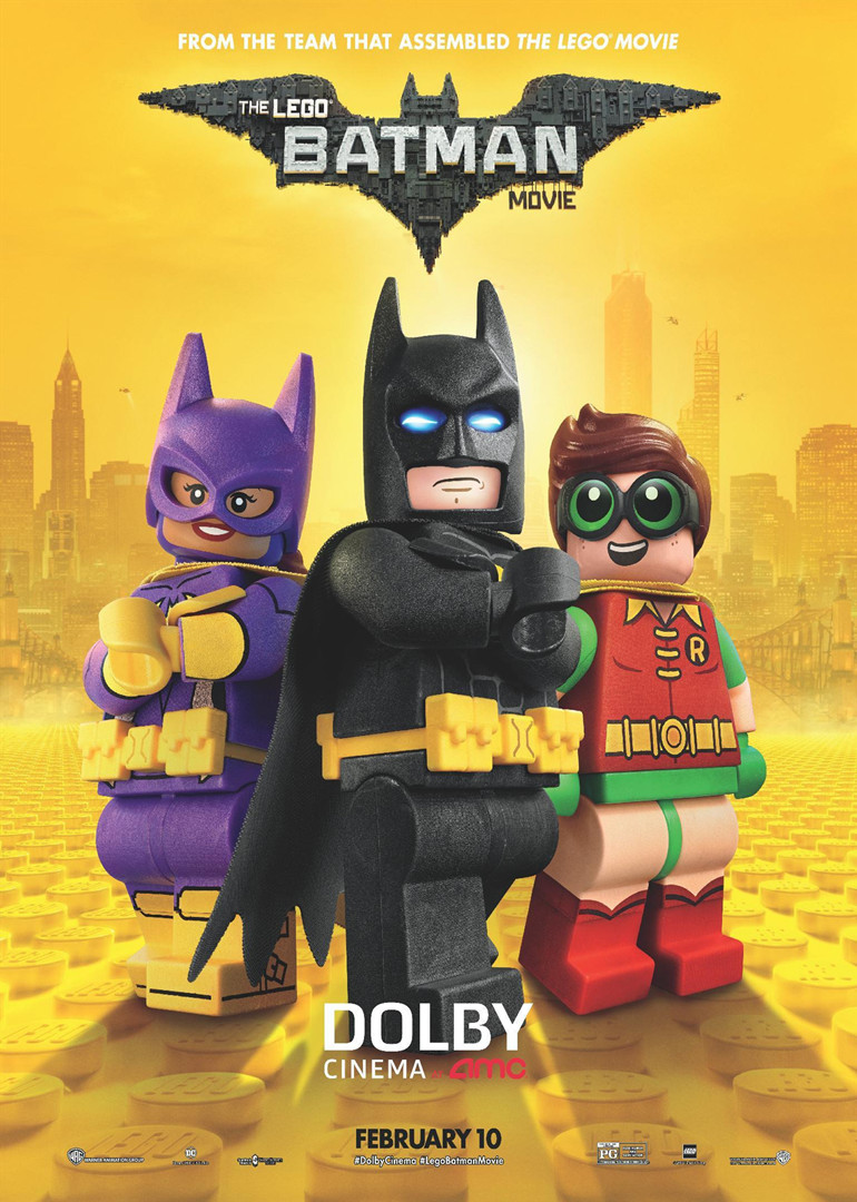 乐高蝙蝠侠大电影(英语版)