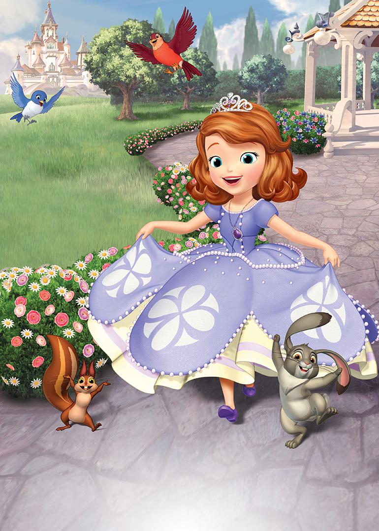 小公主苏菲亚 第二季