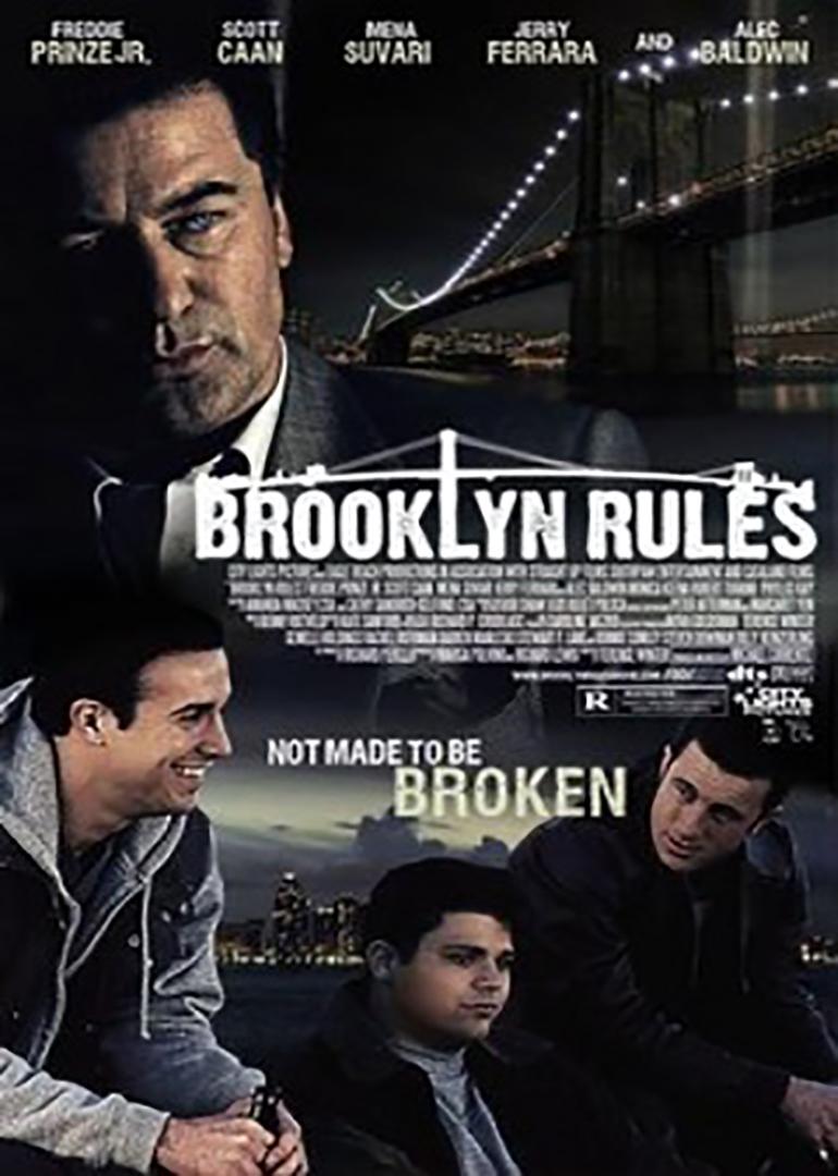 布鲁克林规则brooklyn rules电影