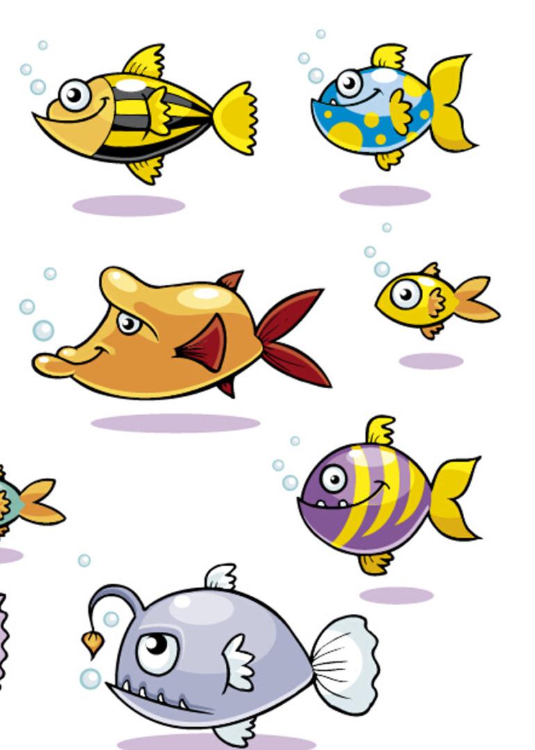 一个骗子一只鱼