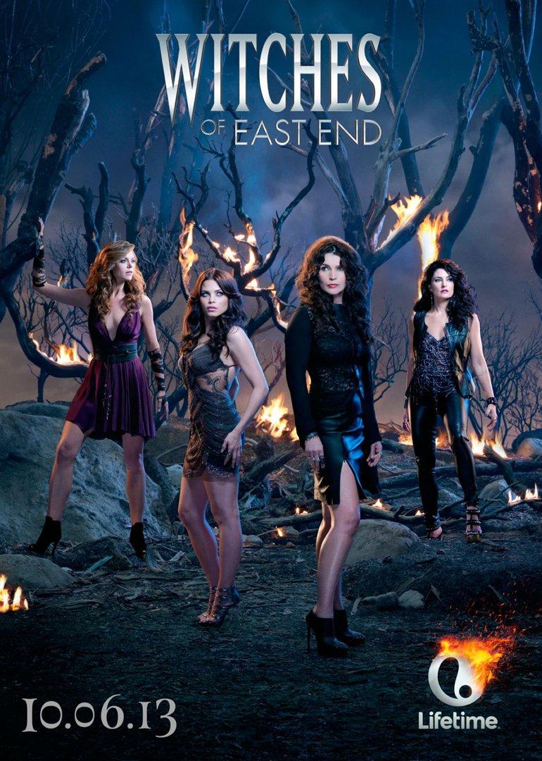 东区女巫第一季