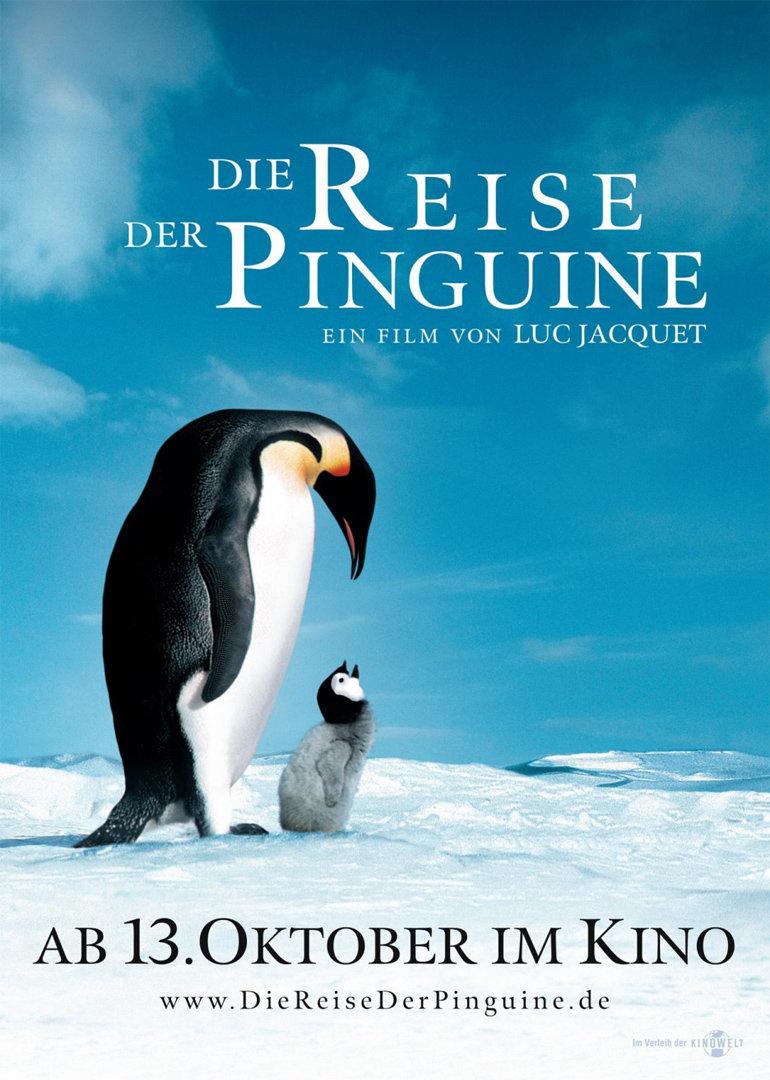 《帝企鹅日记》在线观看