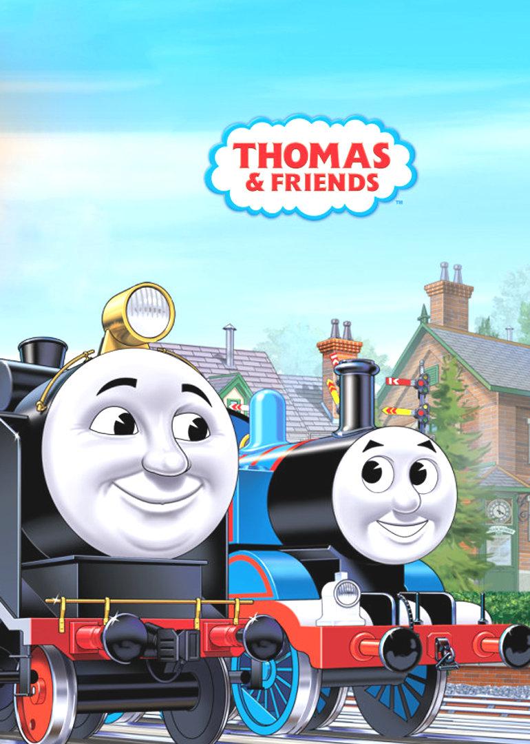 托马斯和他的朋友们第三季图片