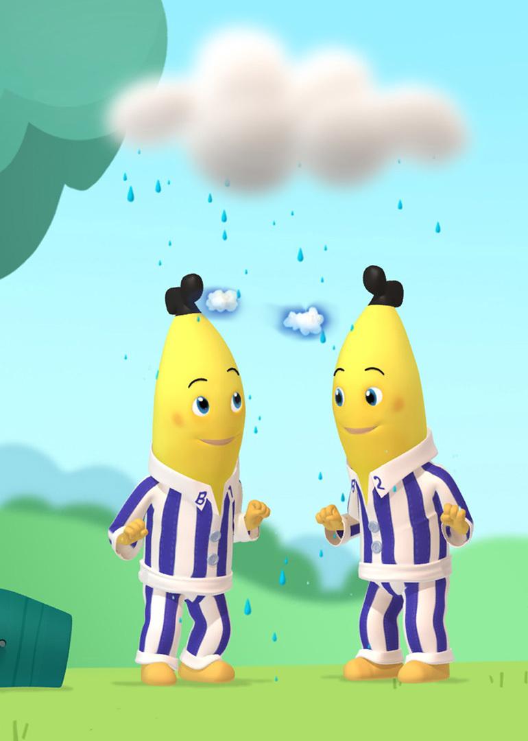 简介:b1和b2这一对可爱的香蕉人兄弟最早诞生于1992年,是当时abc最受