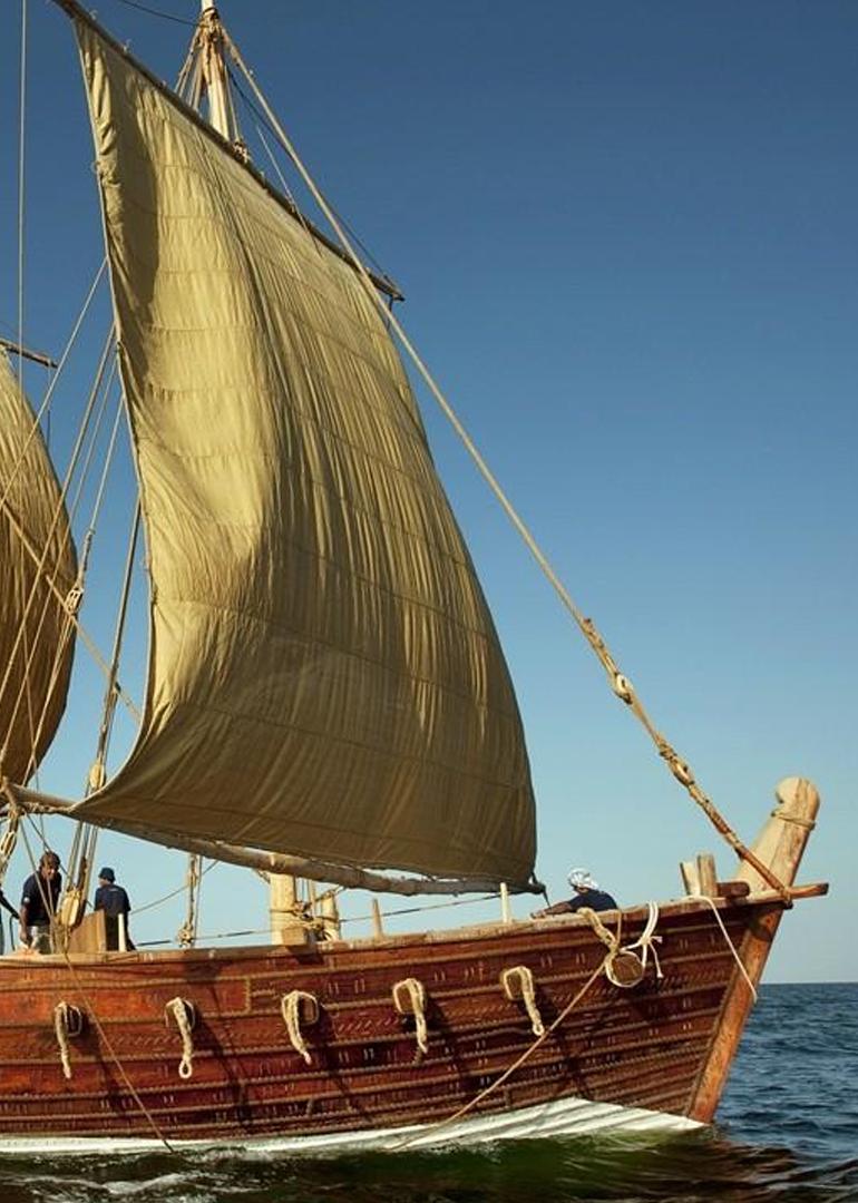 阿拉伯宝船