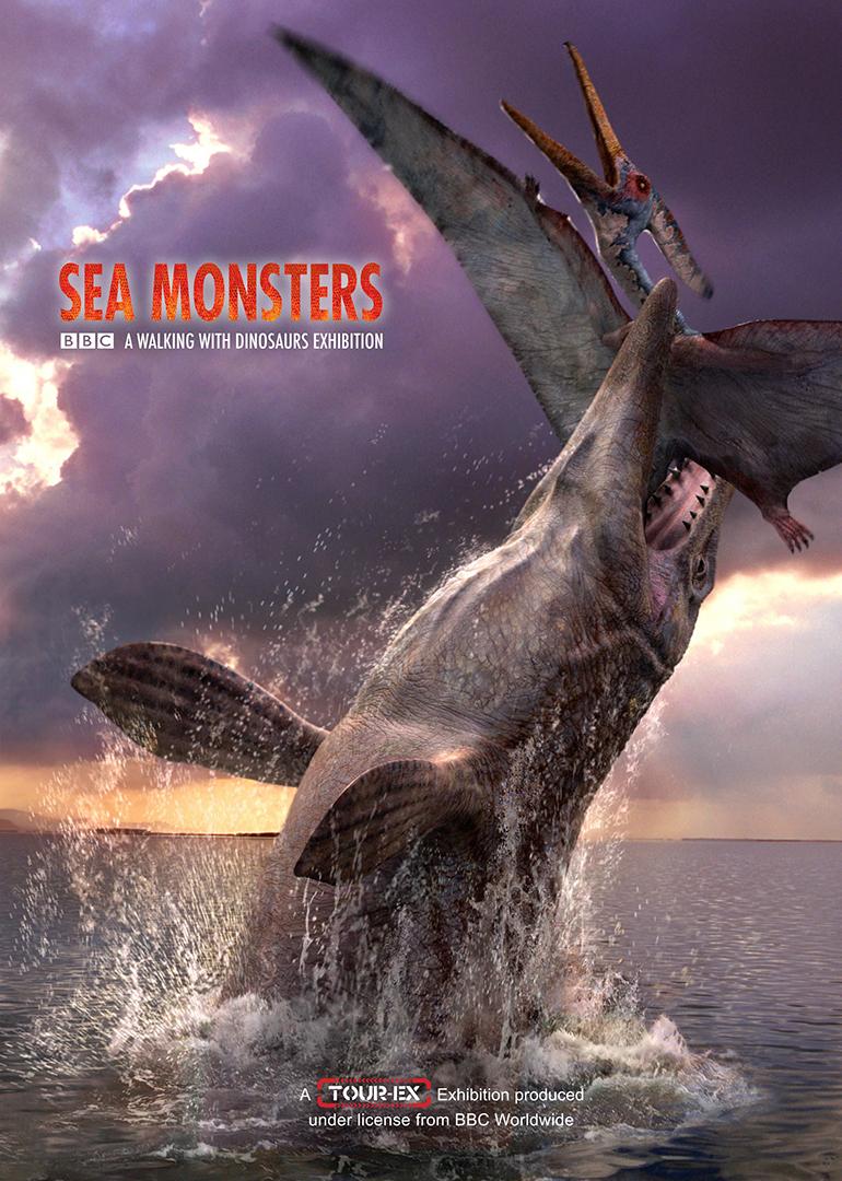 与恐龙同行特辑:海怪第1集图片