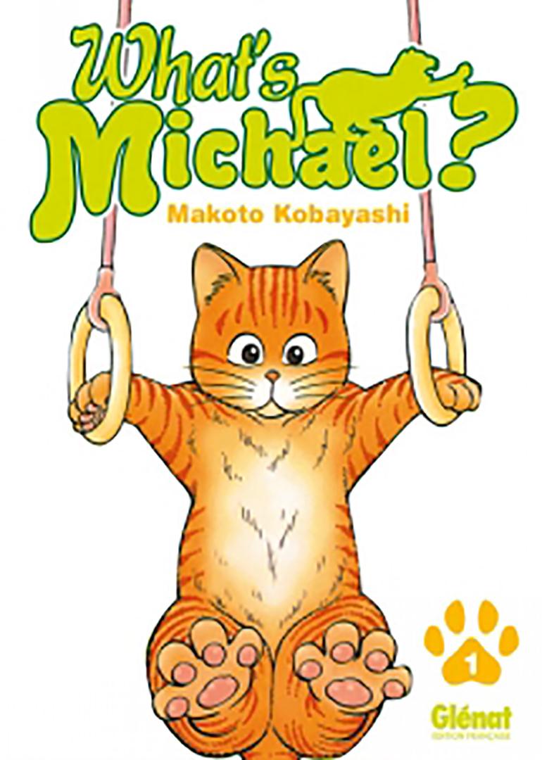 很可爱动画猫的头像