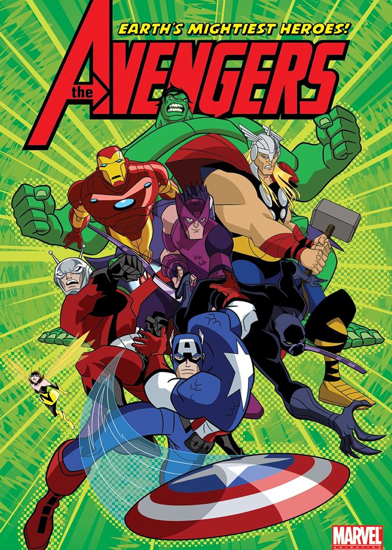 复仇者:世上最强英雄组合 第二季