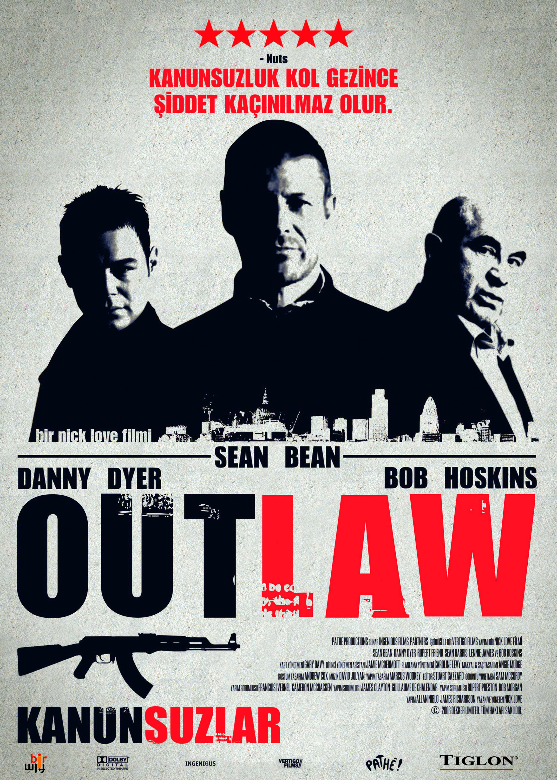 OUTLAW TRAILER