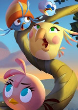 《愤怒的小鸟:Stella》第一季