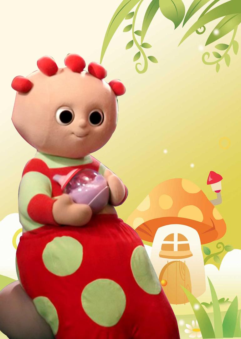 简 介: 花园宝宝(英文译名:In the night garden) 是英国BBC出品的一档定位1至4岁左右的孩子电视节目。采用高清电影胶片摄制,由天线宝宝原班团队倾力打造,制作人安伍德Ann Wood再度如天线宝宝一般,在英国开辟出一片美丽的花园,园中是精心设计的人偶及高技术的动画呈现。幼儿观众很容易就会被色彩鲜艳的花园、逼真的动画,和逗趣的人物吸引。 与一般低幼儿童节目不同,花园宝宝的特色是完全看不出要教幼儿什么东西,而是给1至4岁的小孩一段好奇探索的欢乐时光。