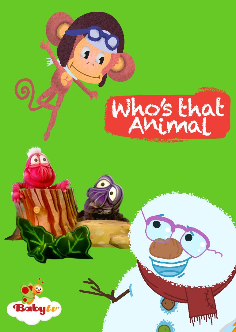猜动物 第2季 英文版 第01集
