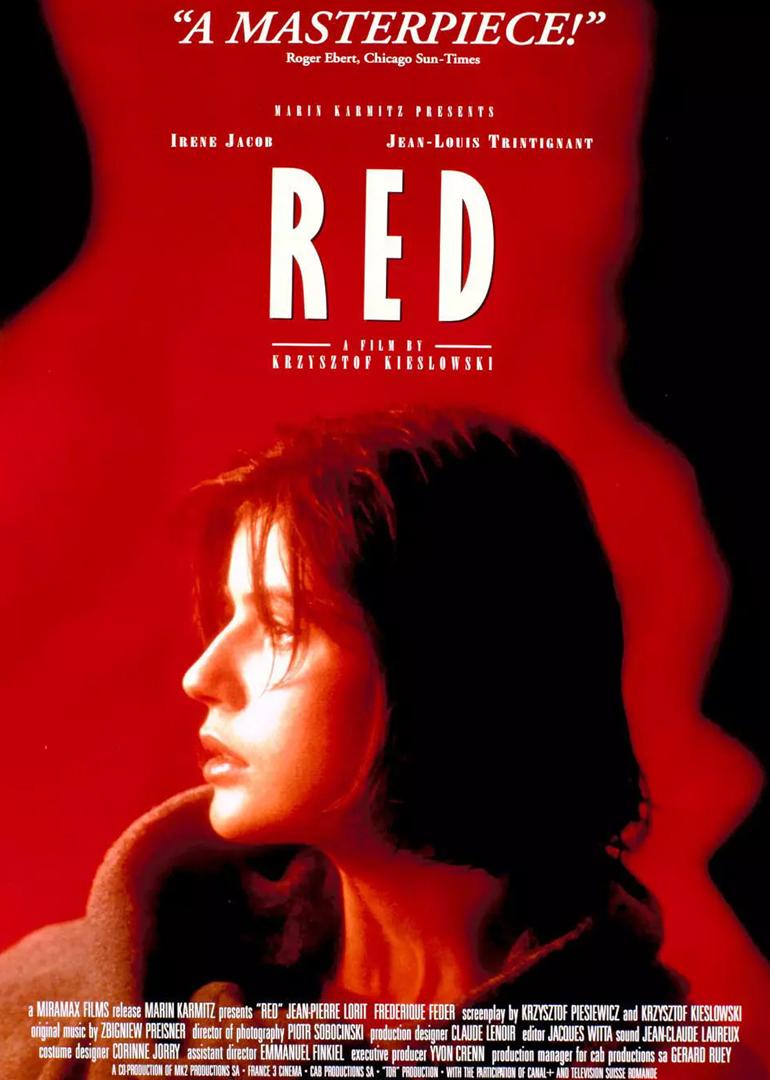 蓝红白三部曲之红