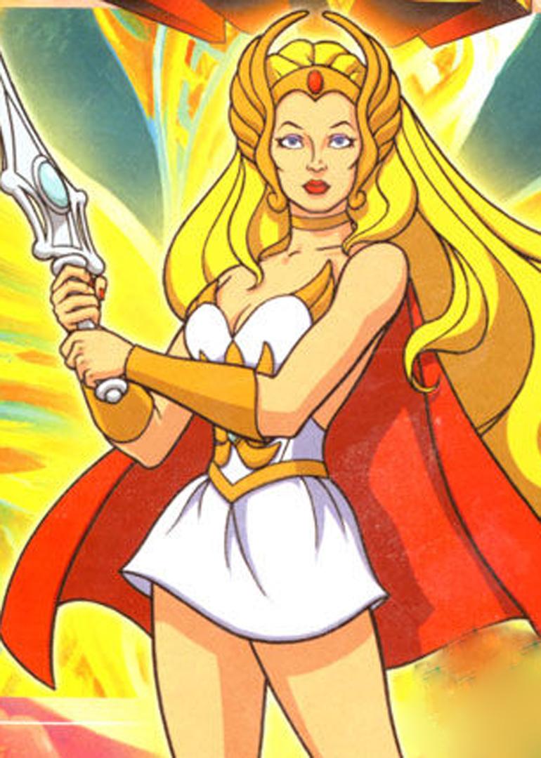 非凡的公主,希瑞,She-Ra,希拉,Princess of Power,神力女超人,Adora,阿多拉,公主,Cartoon,卡通,希曼