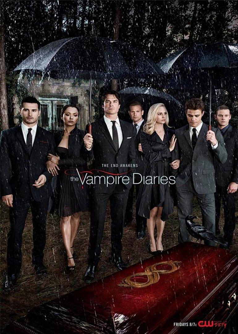 吸血鬼日记 第八季