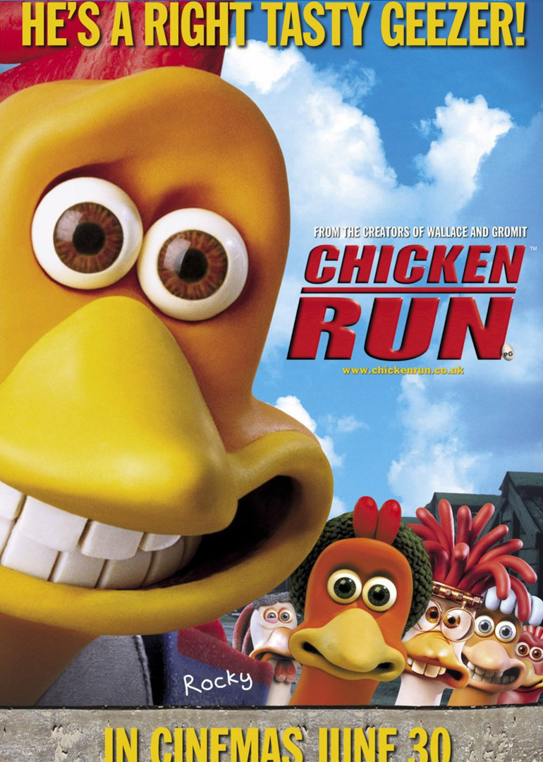 小鸡快跑(英语版)