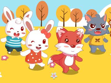 兔子舞(儿歌)