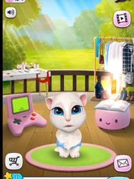 安吉拉和汤姆猫系列小游戏 2017