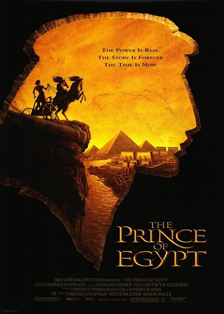 埃及王子(英语)