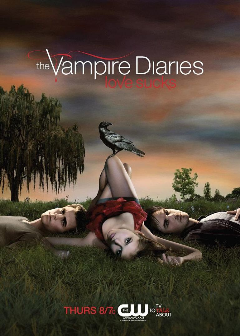 吸血鬼日记第一季