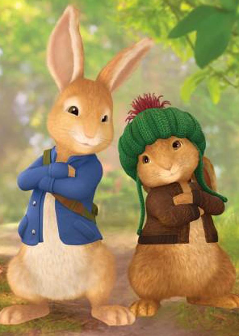 得�_比得兔第二季(下)
