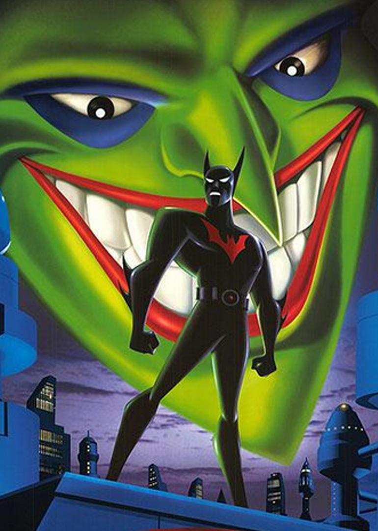 蝙蝠侠动画片国语版_未来蝙蝠侠:小丑归来-动漫-腾讯视频