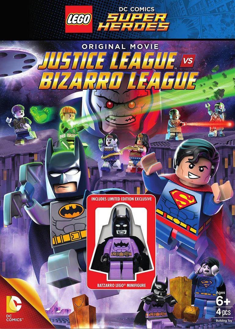 乐高超级英雄: 正义联盟大战比扎罗联盟
