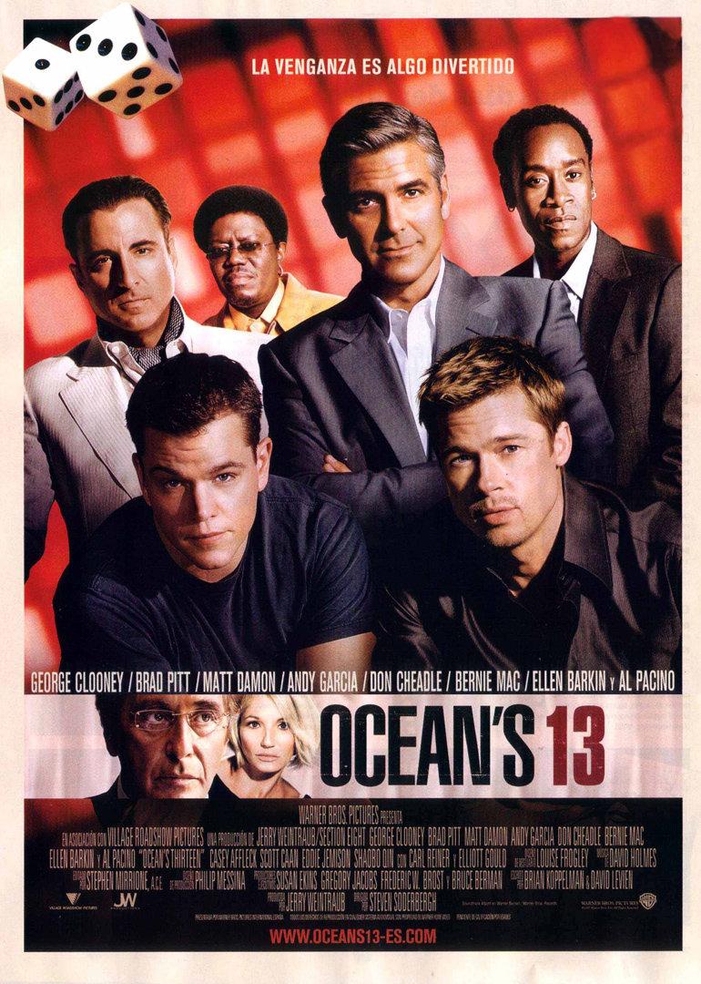十三罗汉 豆瓣_十三罗汉(Oceans Thirteen)-电影-腾讯视频