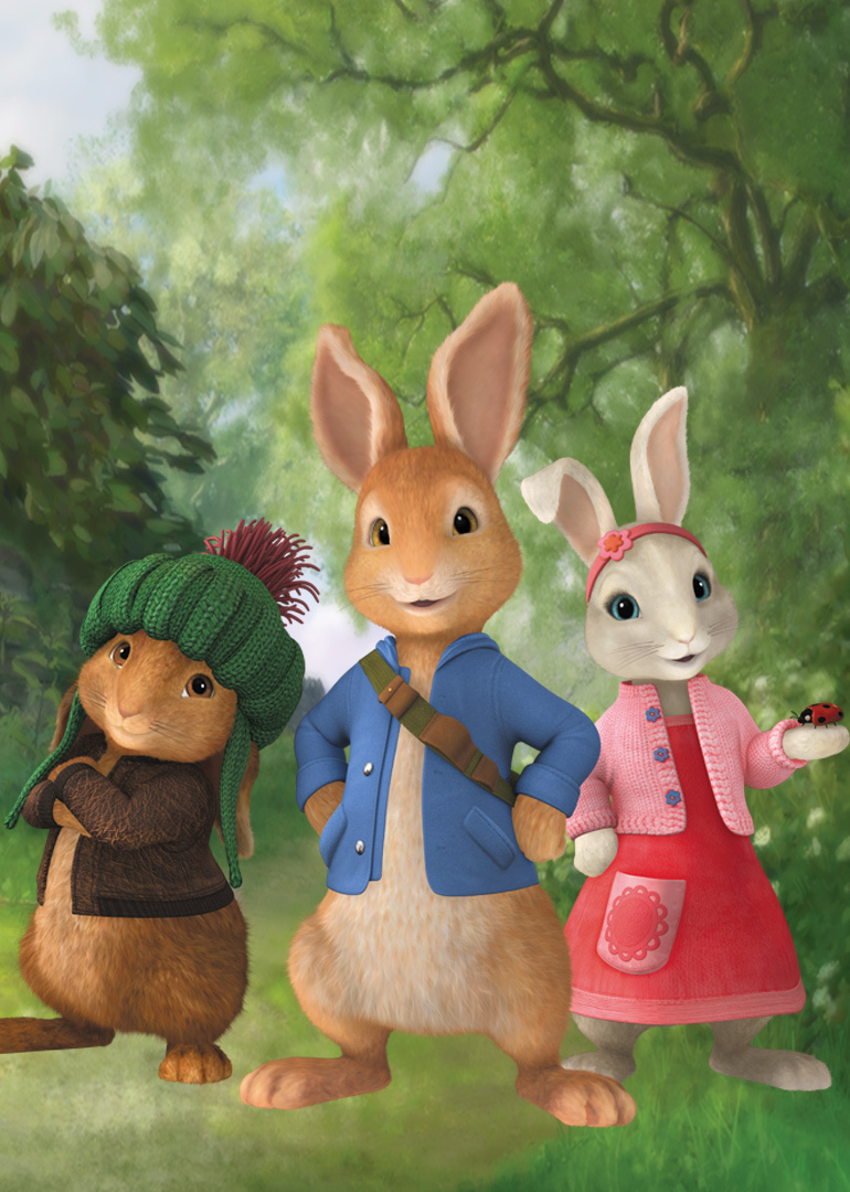 得�_比得兔第1季