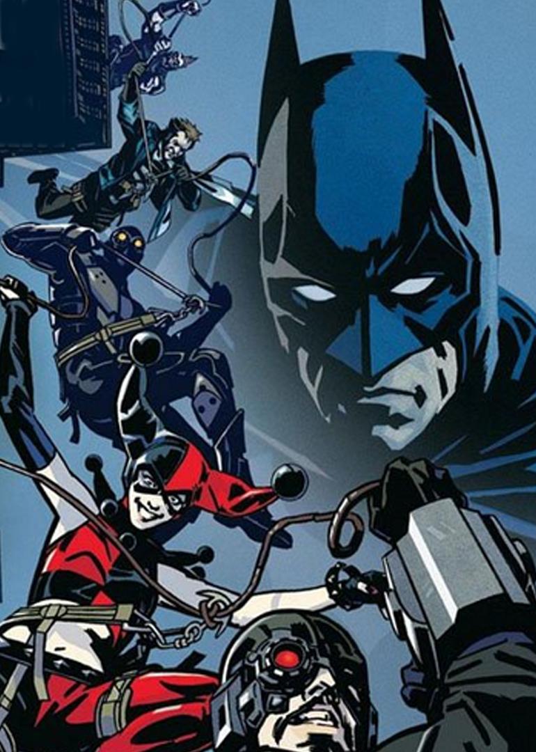 蝙蝠俠:突襲阿卡姆