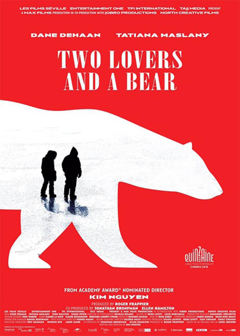 兩個愛人和一只熊