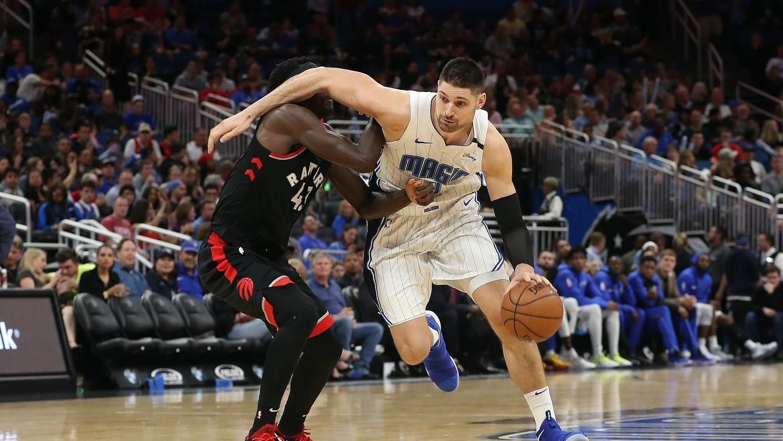 【得分】特伦斯罗斯三分对飙伊巴卡 分差20相当稳定_NBA全场集锦