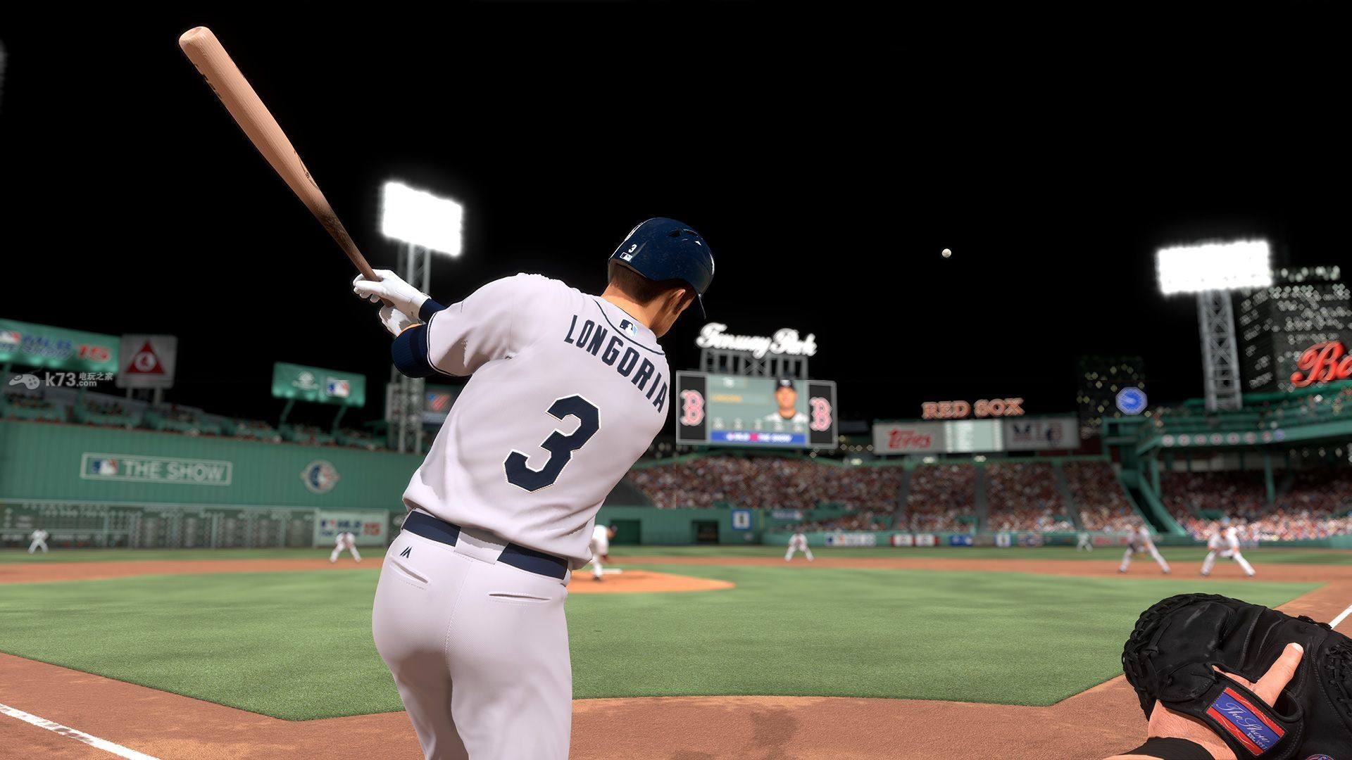 MLB一球成名梦想本垒打卡斯特罗