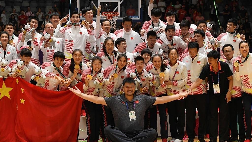 中国篮球2018十大新闻:篮球改革初见成效 亚运夺金再登亚洲之巅_CBA