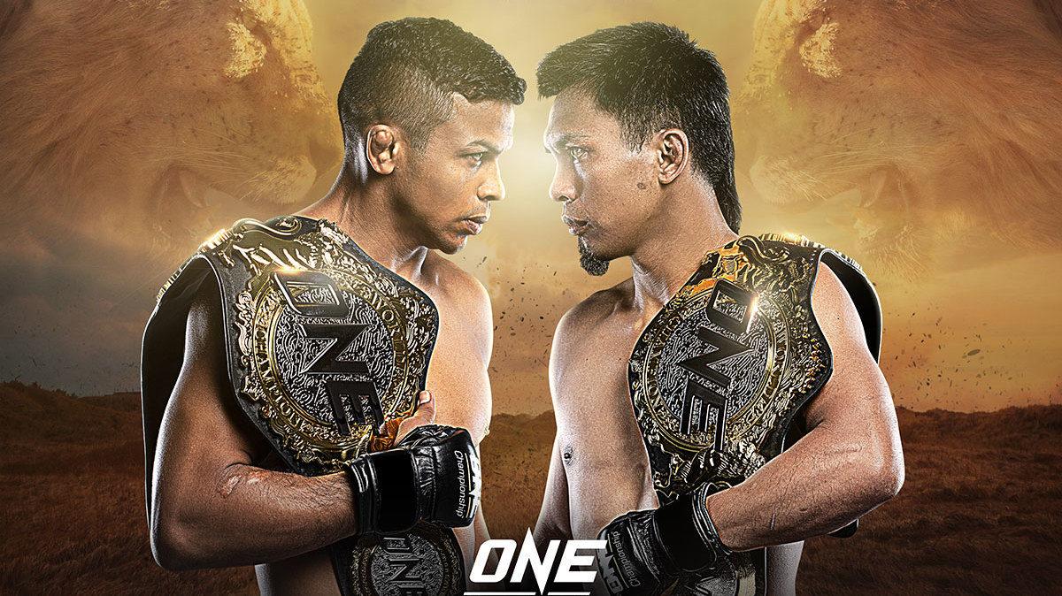 【回放】ONE冠军赛新加坡站:凯文·贝灵刚vs比比亚诺·费尔南德斯_ONE冠军赛
