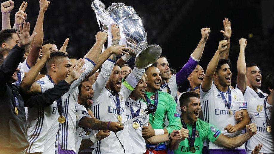【策划】C罗梅开二度再造里程碑 三届欧冠决赛皆进球_全景欧冠