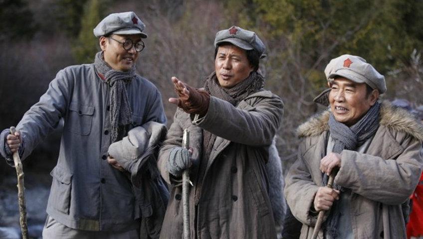 电影长征影评_长征大会师 第01集 - 腾讯视频