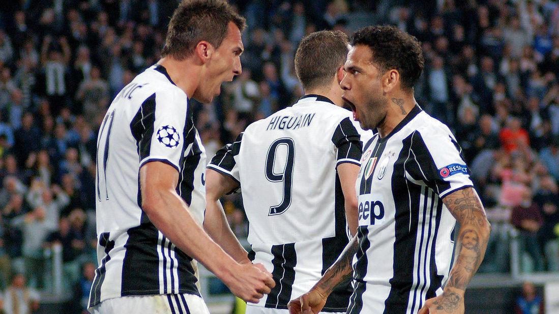 全场回放:欧冠半决赛次回合 尤文vs摩纳哥 0-15分钟_尤文图斯