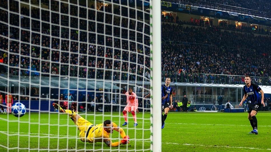 【策划】巴萨国米经典对决 米利托造3球国米逆转巴萨_欧冠